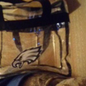 Eagles purse